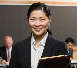 AsianBusinesswoman