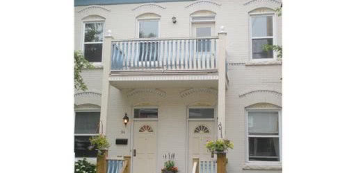 *RENTED* Spacious two Bedroom with quiet study for rent
