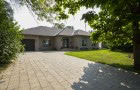*SOLD* Custom Built Spacious Open Concept Bungalow on Park like Setting