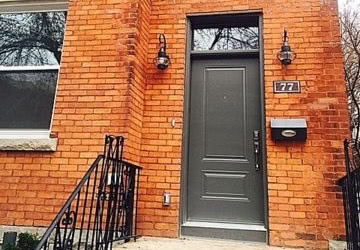 *RENTED* Spacious Fashionable Glebe Townhome