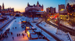 Organizers credit weather and Rideau Canal conditions for successful Winterlude 2017