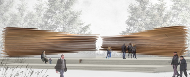 Here's the winning design for the victims of communism memorial in Ottawa