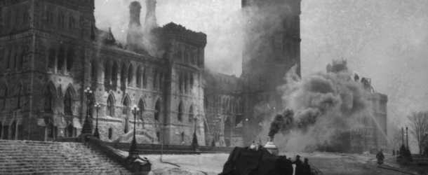 Ottawa's past in pictures: Disasters that shook the city