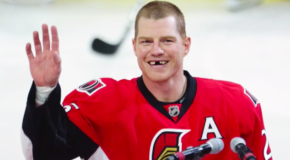 Chris Neil and the Senators head their separate ways