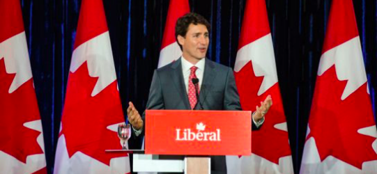 Trudeau defends progress made on economy, trade, Indigenous issues
