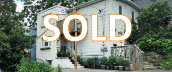 * SOLD* Investment property in one of Ottawa's hottest land prospecting areas
