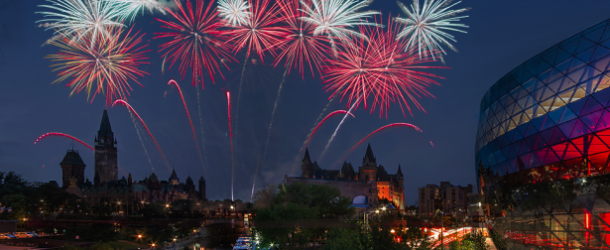 Canada Day fireworks: Where to watch