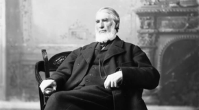 The Capital Builders: J.R. Booth, 'monarch of the Upper Ottawa'