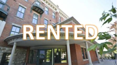 * RENTED * Unique Historic Condo Apartment