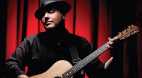 Australian bluesman Lloyd Spiegel visits Canada