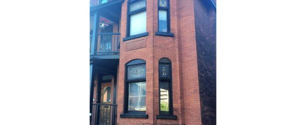 Spacious Two-Bedrooms in Historic Brick Building (FOR RENT)