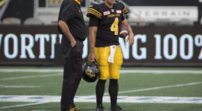 Redblacks don't want to get bitten by new-look Ticats