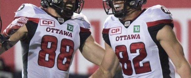 Riders ready for Ottawa's dynamic duo and more