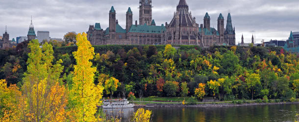 Top Places to Photograph in Ottawa this Fall